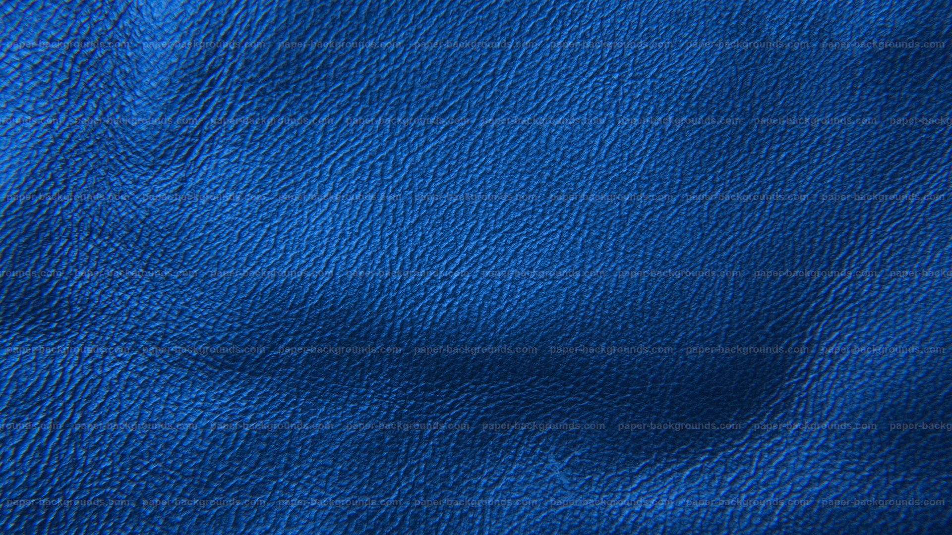 Blue Leather Texture Background HD