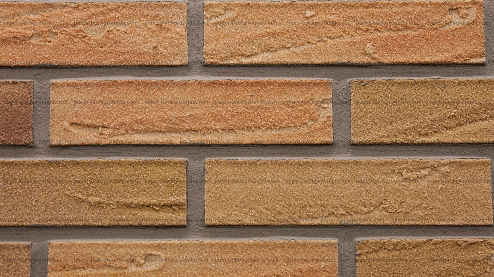 Brown Brick Wall Texture HD