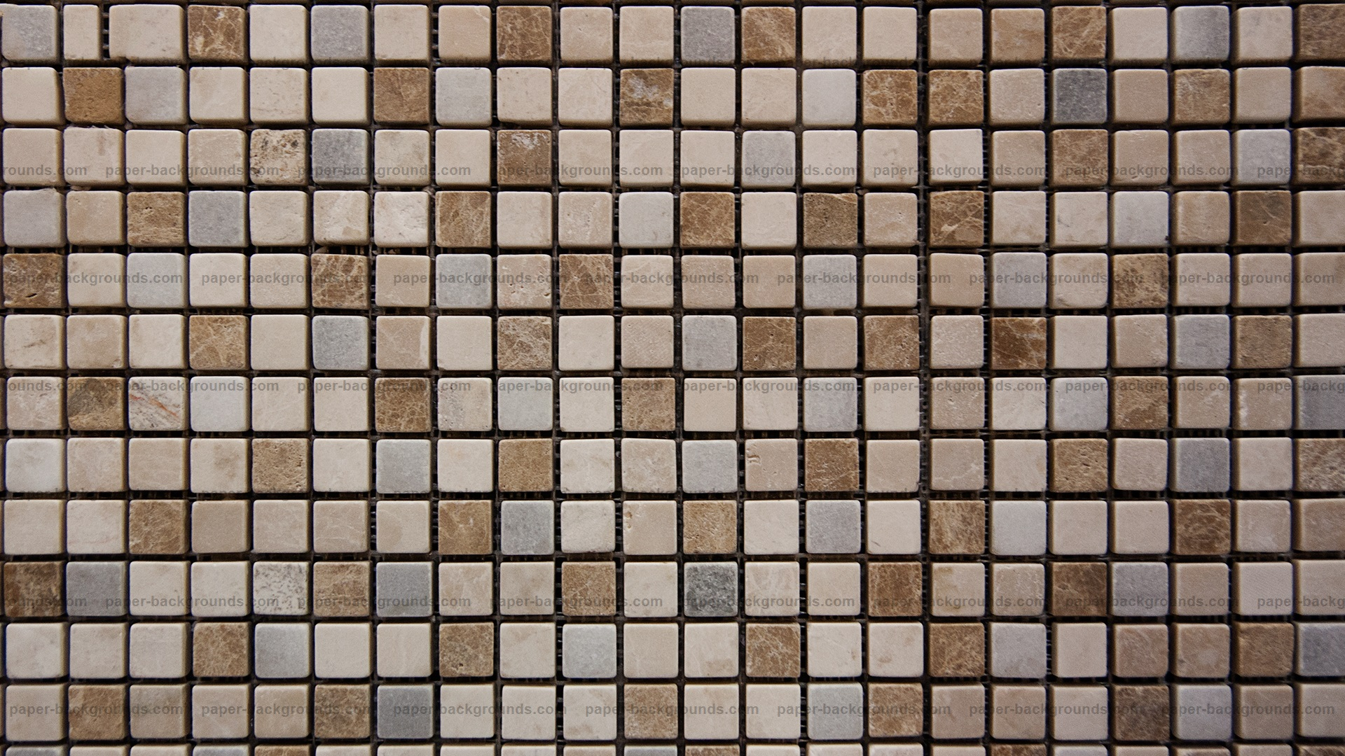 Small Square Marble Mosaic Background HD