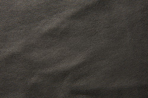 Smooth Black Leather Texture, High Res