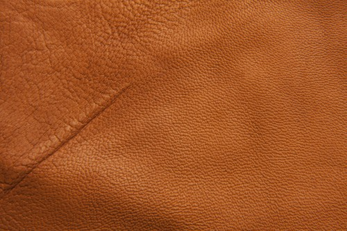 Vintage Orange Leather Texture High Resolution
