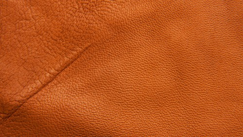 Vintage Orange Leather Texture HD