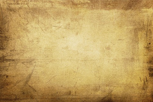 Yellow Vintage Fabric Texture Background