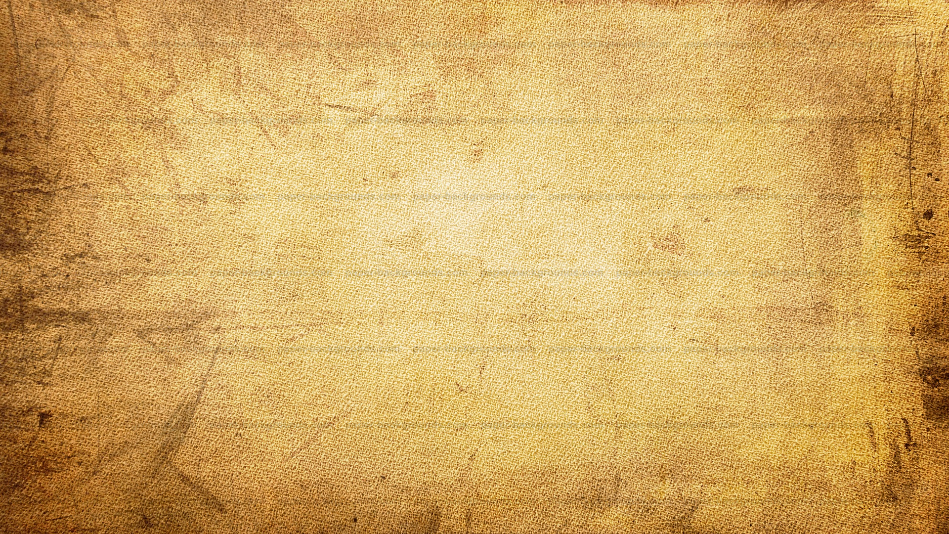 Yellow Vintage Fabric Texture Background HD
