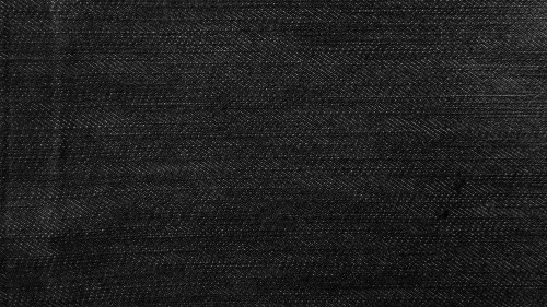 Black Canvas Texture Background HD