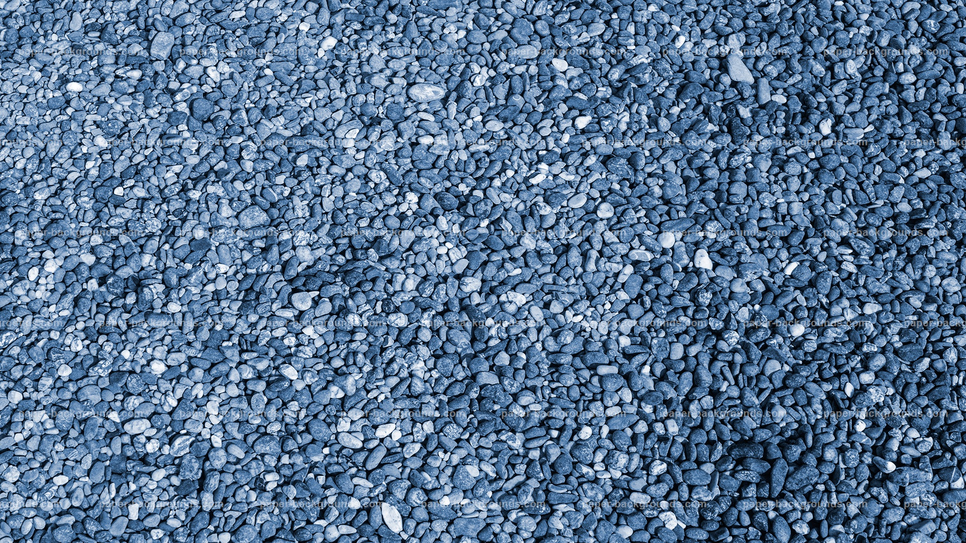 Blue Gravel Texture HD