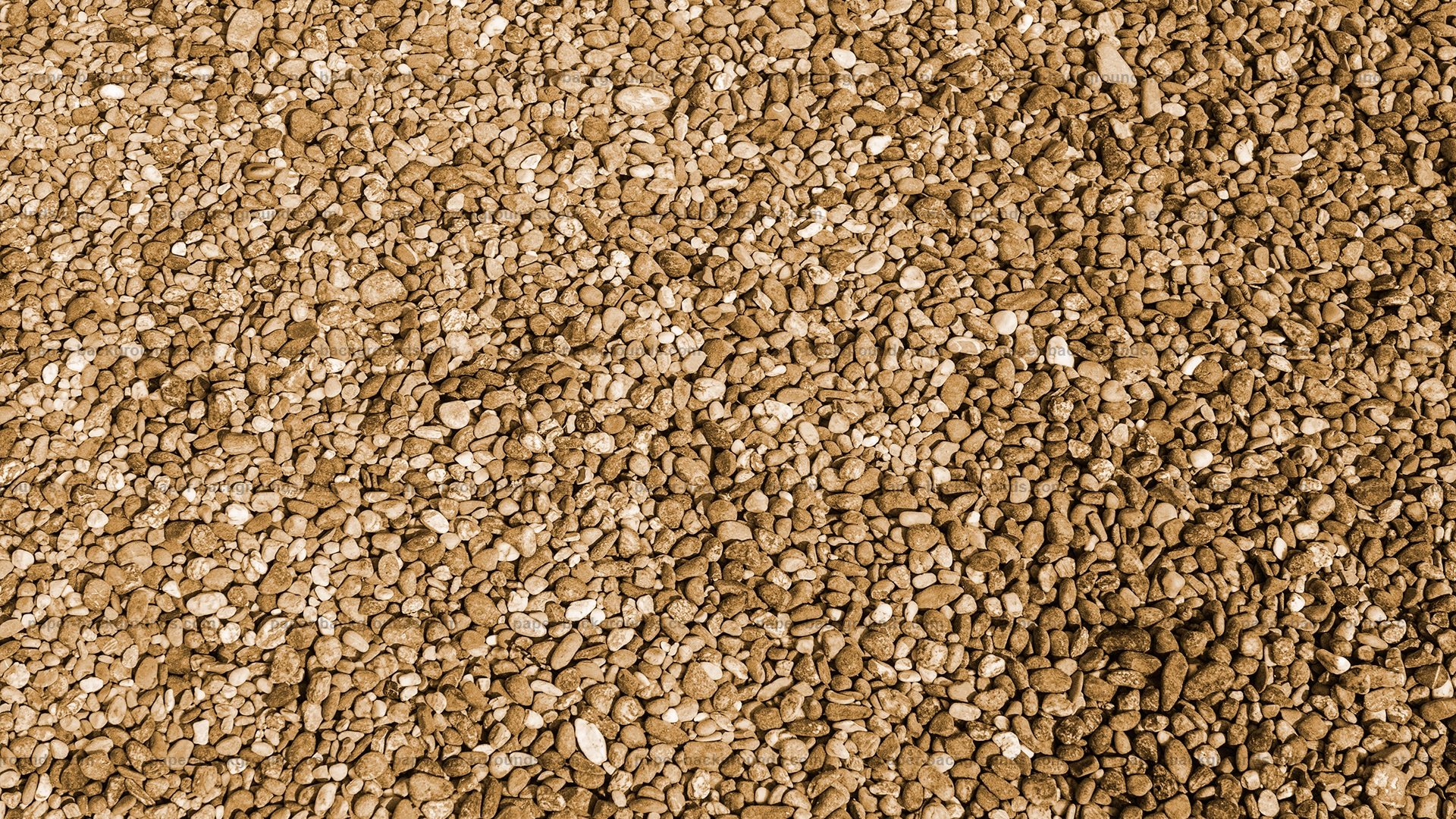 Brown Gravel Stones Texture HD