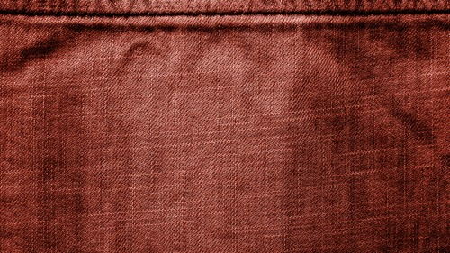 Brown Jeans Texture with Stitch HD