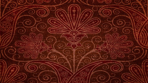 Brown Vintage Pattern Backdrop Texture HD