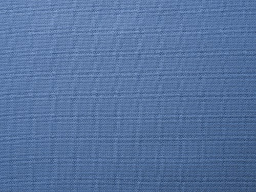 Clean Blue Fabric Texture