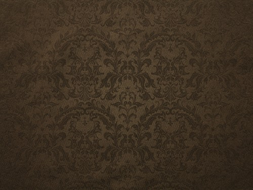 Damask Floral Pattern Canvas Background