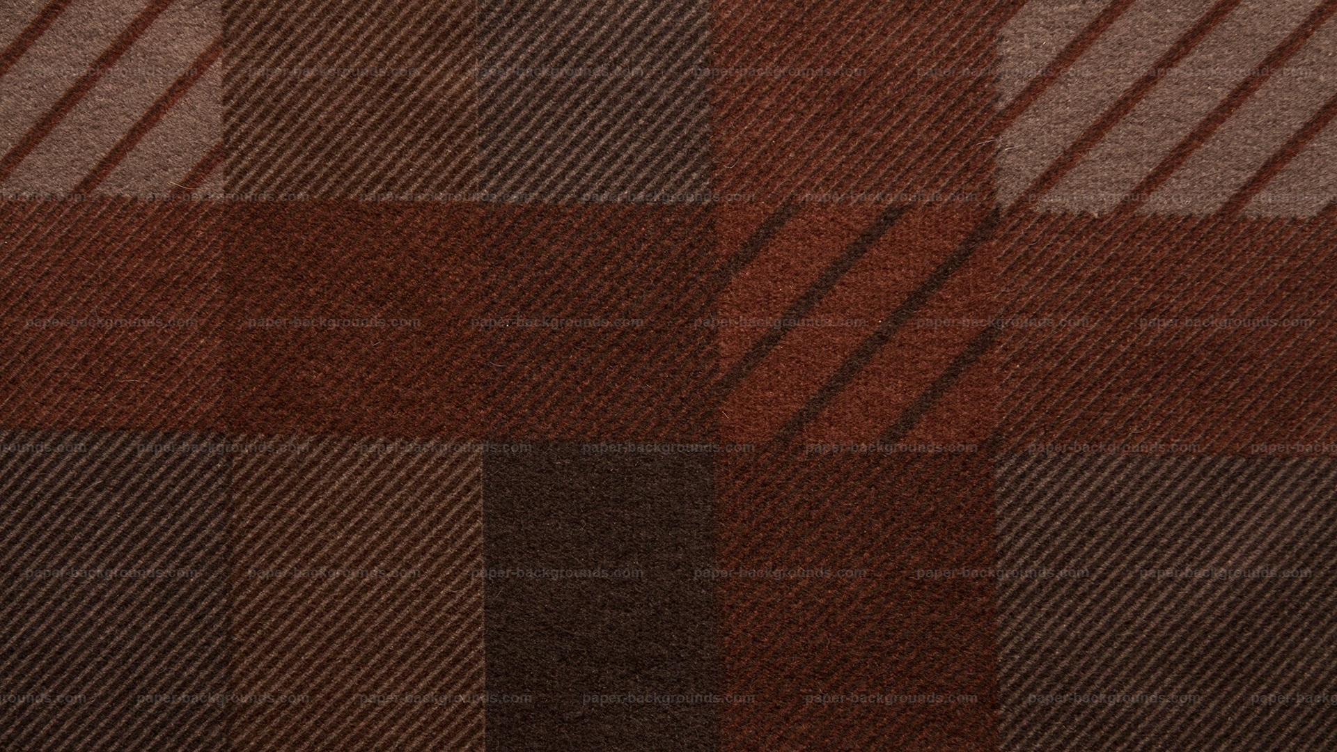 Dark Brown Plaid Fabric Texture HD