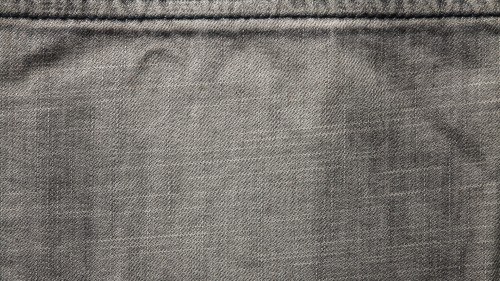 Gray Jeans Texture with Stitch HD