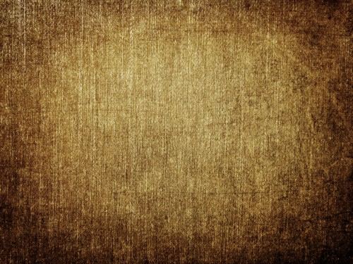 Grunge Brown Canvas Texture Background