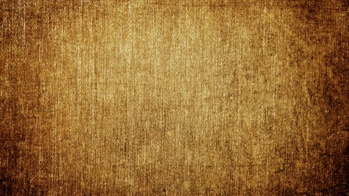 Grunge Brown Canvas Texture Background HD