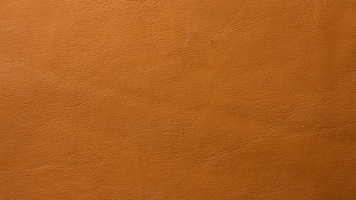 Orange Leather Texture HD