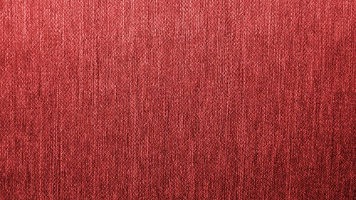 Red Canvas Texture Background HD