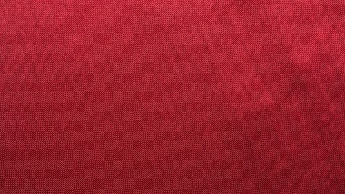 Red Fabric Texture Background HD