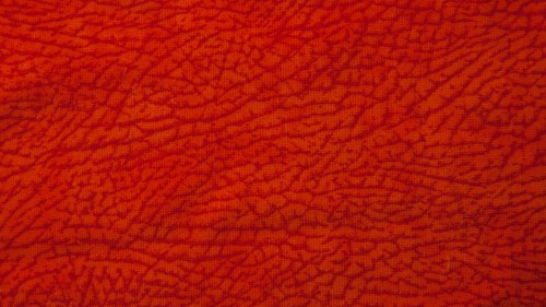 Red Fabric Texture with Abstract Pattern HD