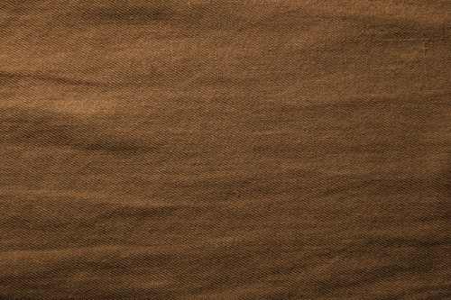 Wrinkled Brown Canvas Texture