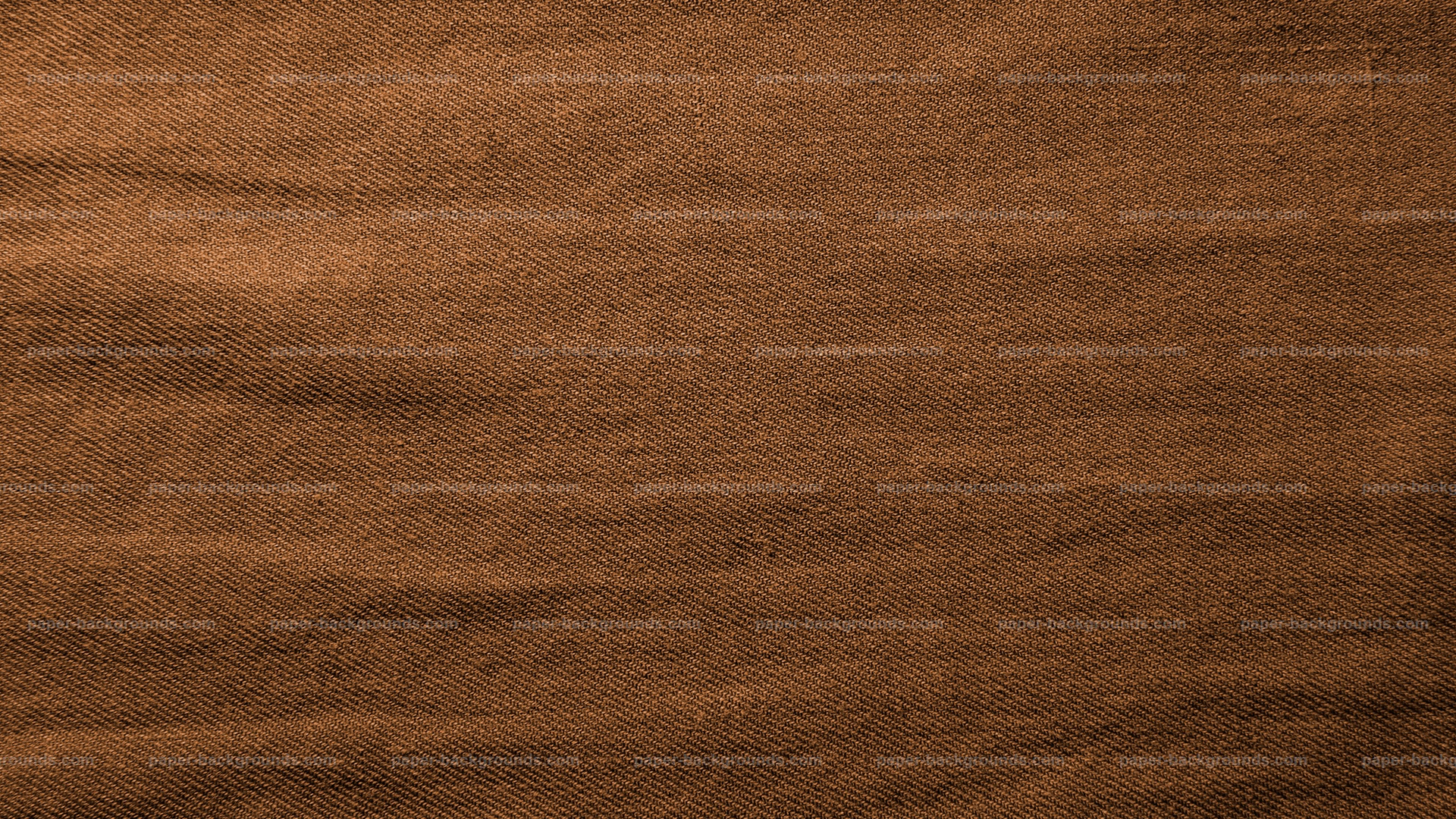 Wrinkled Brown Canvas Texture HD