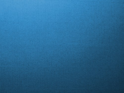 Blue Cardboard Texture Background