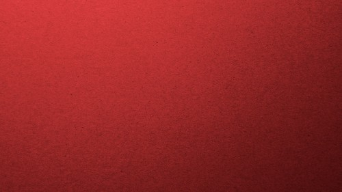 Clean Red Cardboard Background HD