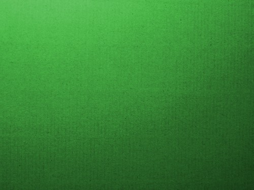 Green Cardboard Texture Background
