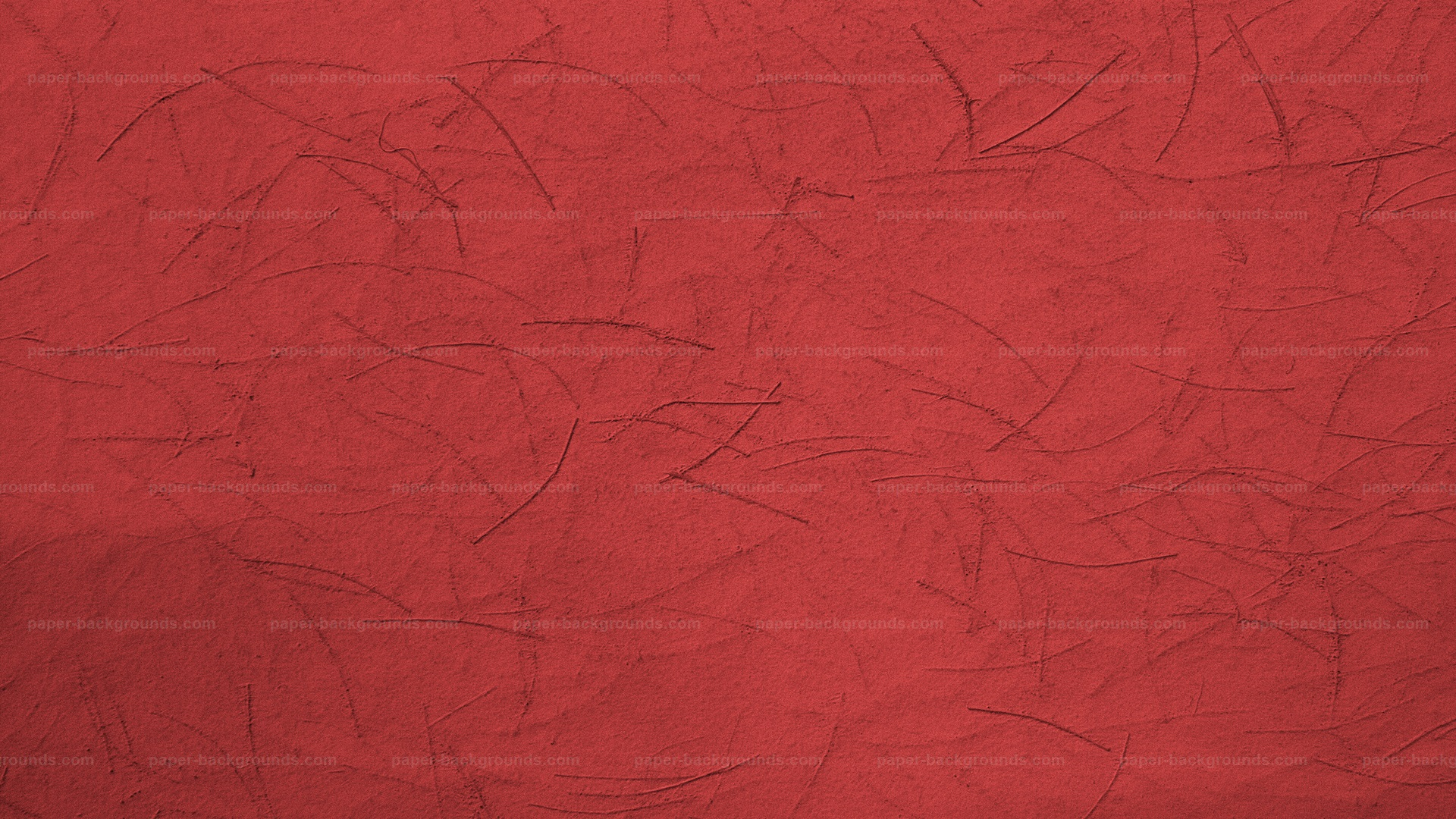 Red Scratched Wall Background HD
