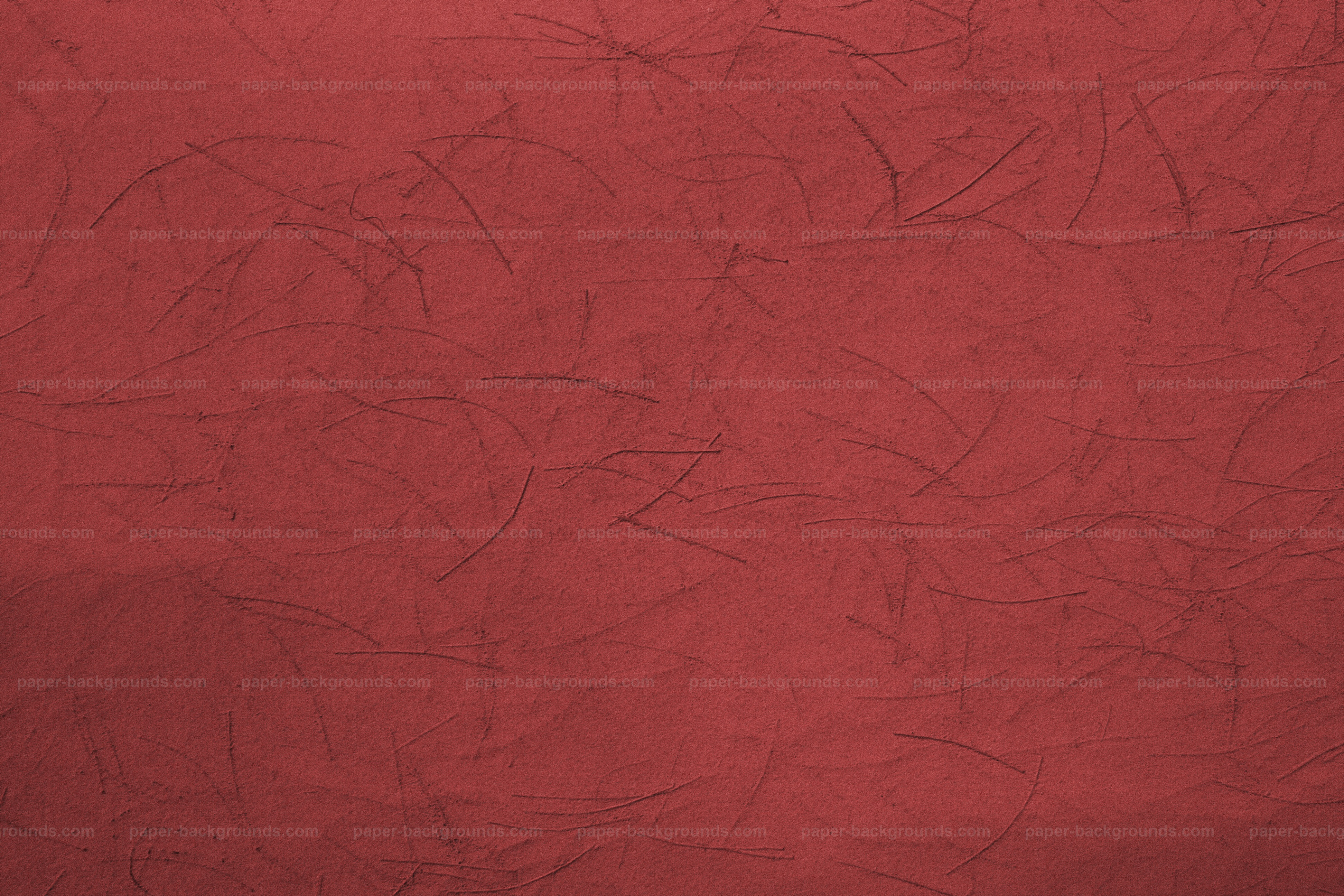 Paper Backgrounds Red Scratched Wall Background