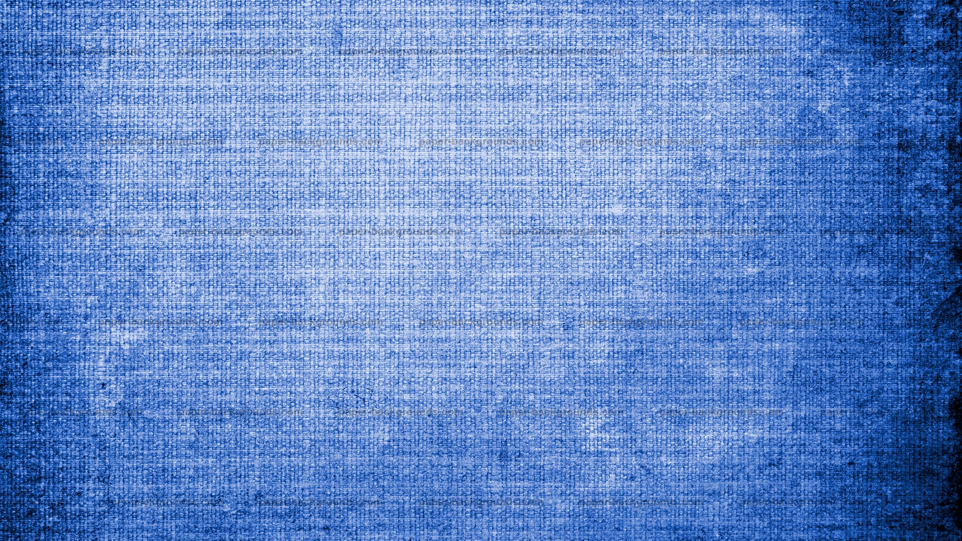 Vintage Blue Canvas Texture Background HD