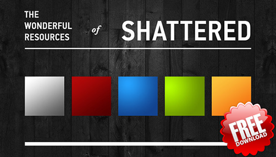 8 Professional Free Photoshop Gradients for Web