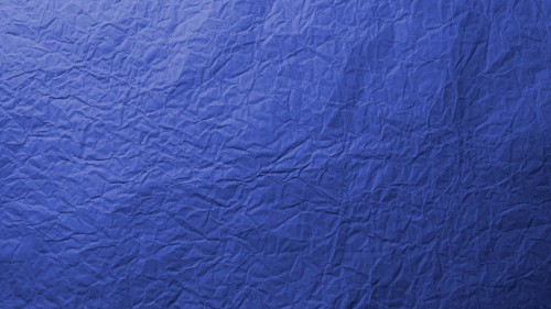 Blue Wrinkled Paper Texture HD 1920 x 1080p
