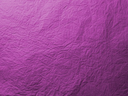 Purple Wrinkled Paper Texture, High Resolution