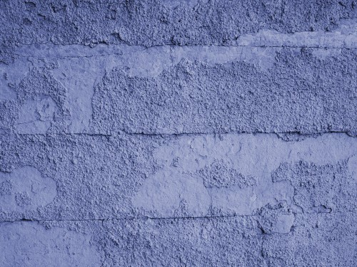 Blue Old Wall Texture, High Resolution