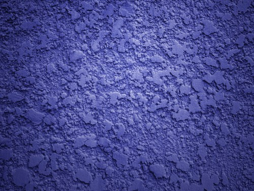 Blue Rugged  Stucco Wall Texture, High Resolution