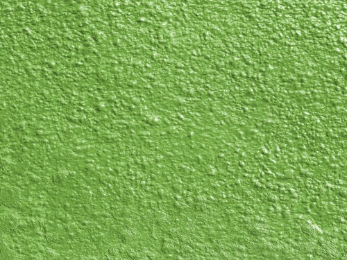 Green Painted Rugged Wall Texture, High Resolution