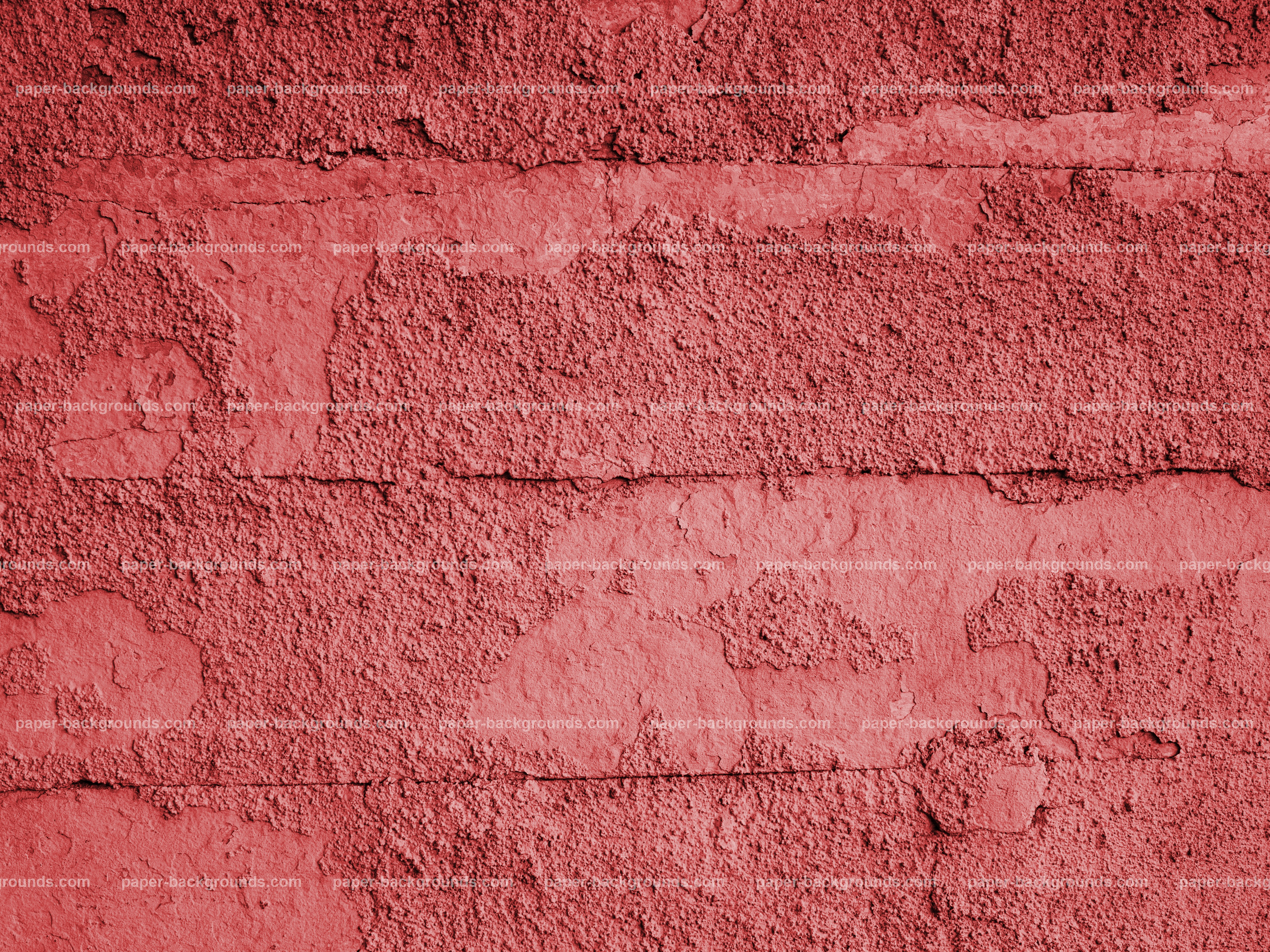 Red Old Wall Texture High Resolution