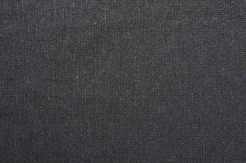 Black Canvas Background Texture, High Resolution