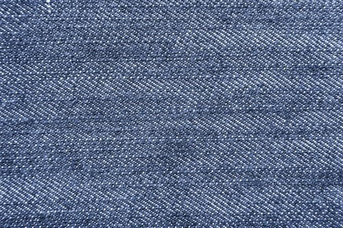 Blue Jeans Close Up Texture, High Resolution