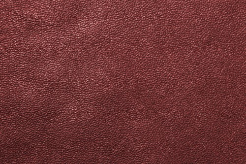Red Leather Macro Texture, High Resolution
