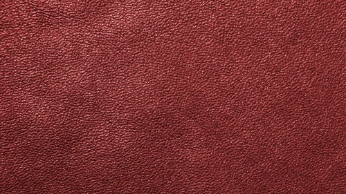 Red Leather Macro Texture HD 1920 x 1080p