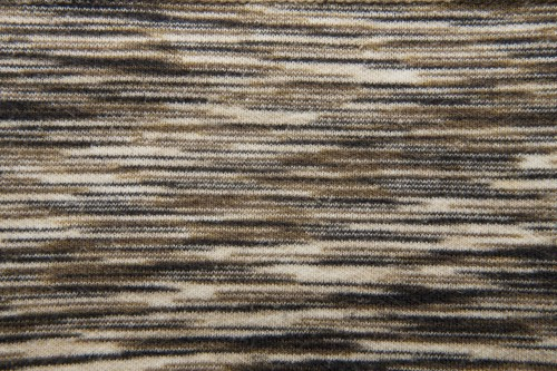 Brown Horizontal Stripes Fabric Background Texture, High Resolution