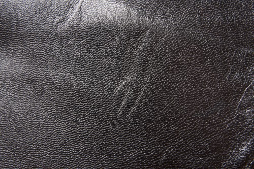 Silver Black Leather Texture, High Resolution