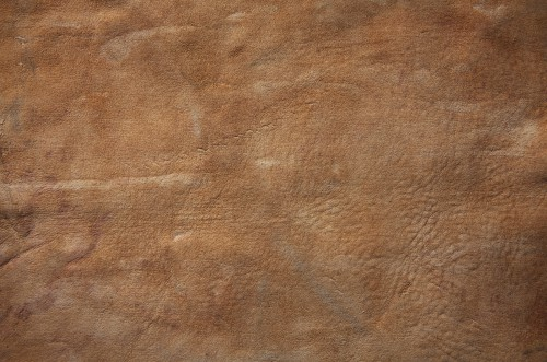 Vintage Brown Soft Leather Texture Background, High Resolution