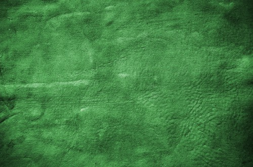 Vintage Green Soft Leather Texture Background, High Resolution
