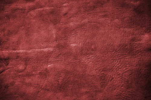 Vintage Red Soft Leather Texture Background, High Resolution