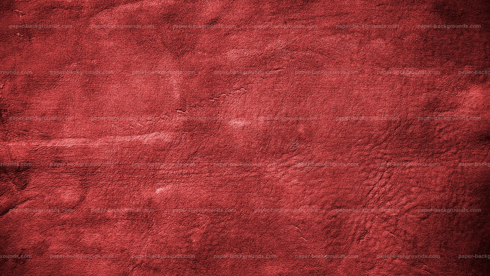 Paper Backgrounds Vintage Red Soft Leather Texture