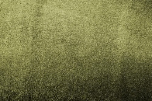 Army Green Soft Leather Background, High Resolution