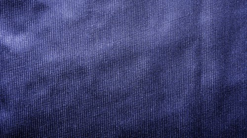 Blue Fabric Texture Background HD 1920 x 1080p